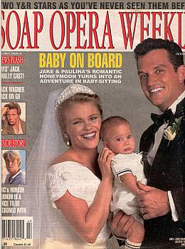 Soap Opera Weekly October 18, 1994
