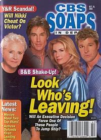 CBS Soaps In Depth October 19, 2004