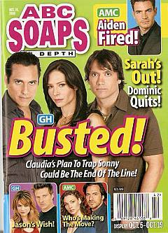 ABC Soaps In Depth October 19, 2009