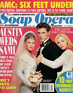 Soap Opera Magazine October 1, 1996