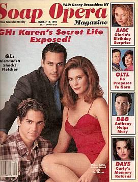 Soap Opera Magazine Oct. 19, 1993