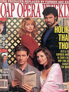 Soap Opera Weekly October 19, 1993