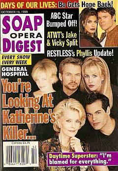 Soap Opera Digest - October 19, 1999