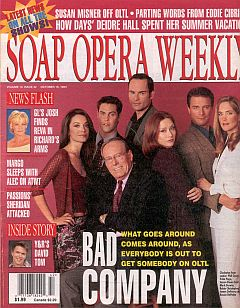 Soap Opera Weekly October 19, 1999
