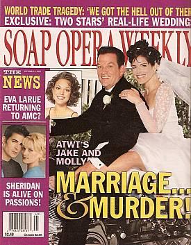 Soap Opera Weekly October 2, 2001