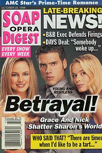 Soap Opera Digest - October 20, 1998