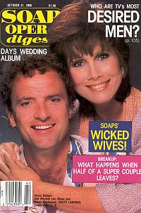 Soap Opera Digest October 21, 1986