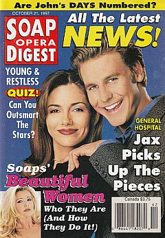 Soap Opera Digest - October 21, 1997