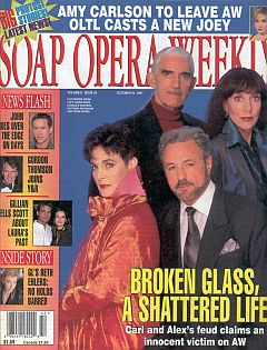 Soap Opera Weekly October 21, 1997