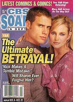CBS Soaps In Depth October 22, 2002