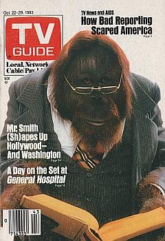 TV Guide October 22, 1983