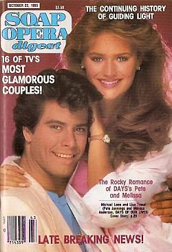 October 22, 1985 Soap Opera Digest