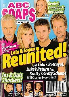ABC Soaps In Depth October 23, 2007
