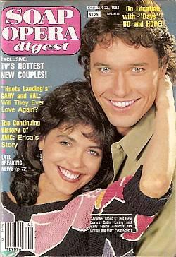 October 23, 1984 Soap Opera Digest