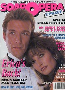 Soap Opera Update - October 23, 1989