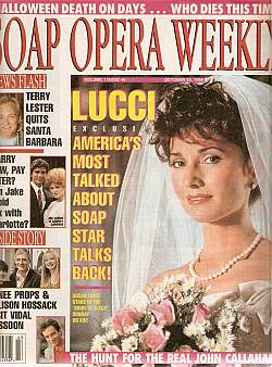 Soap Opera Weekly - October 23, 1990