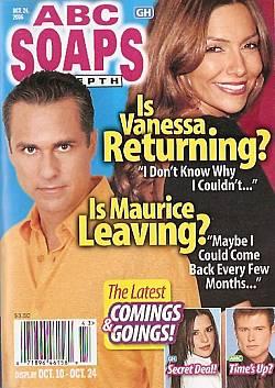 ABC Soaps In Depth October 24, 2006