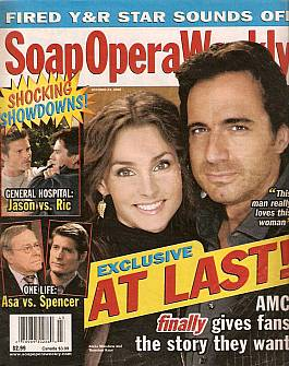 Soap Opera Weekly October 24, 2006