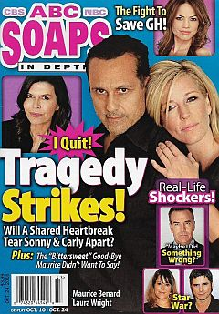 ABC Soaps In Depth Oct. 24, 2016