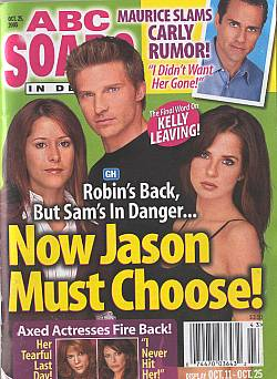 ABC Soaps In Depth October 25, 2005