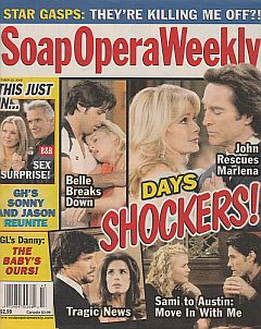 Soap Opera Weekly October 25, 2005