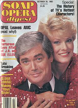 October 25, 1983 Soap Opera Digest
