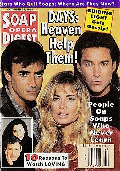Soap Opera Digest - October 25, 1994