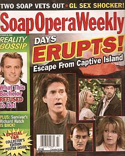Soap Opera Weekly October 26, 2004