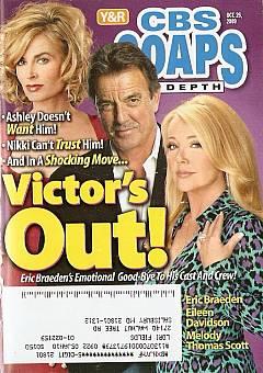 CBS Soaps In Depth October 26, 2009