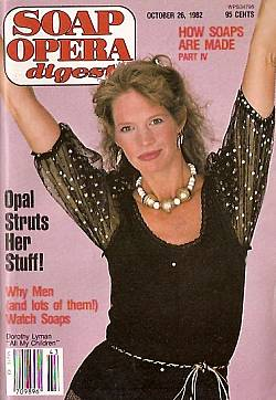 October 26, 1982 issue of Soap Opera Digest