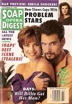 October 26, 1993 Soap Opera Digest