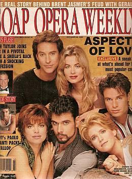 Soap Opera Weekly October 26, 1993