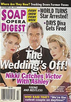 Soap Opera Digest - October 26, 1999