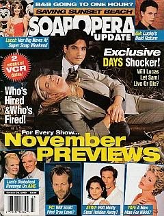 Soap Opera Update October 26, 1999