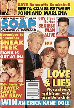 Soap Opera News October 27, 1998
