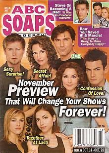 ABC Soaps In Depth October 28, 2003
