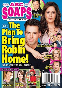 ABC Soaps In Depth October 28, 2013