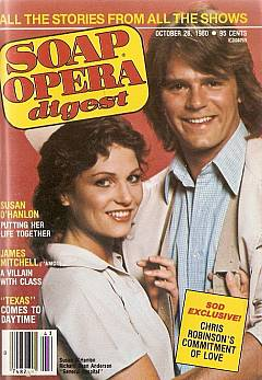 October 28, 1980 issue of Soap Opera Digest