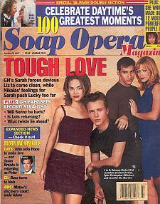 Soap Opera Magazine October 28, 1997