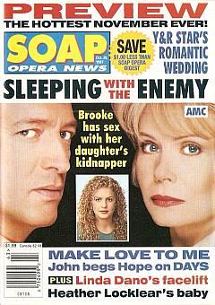 Soap Opera News October 28, 1997