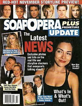 Soap Opera Update October 28, 1997