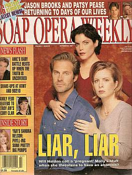 Soap Opera Weekly October 28, 1997