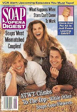 October 2, 1990 Soap Opera Digest