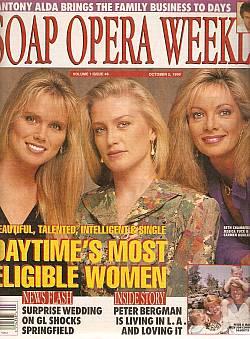 Soap Opera Weekly - October 2, 1990