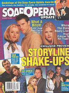 Soap Opera Update October 29, 1996