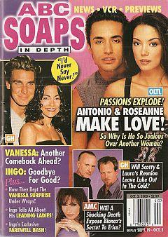 ABC Soaps In Depth October 3, 2000