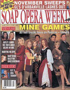 Soap Opera Weekly October 31, 2000