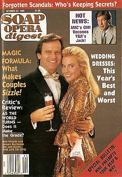 Soap Opera Digest October 31, 1989