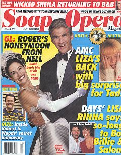 Soap Opera Magazine October 3, 1995