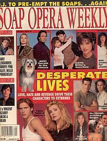 Soap Opera Weekly October 3, 1995